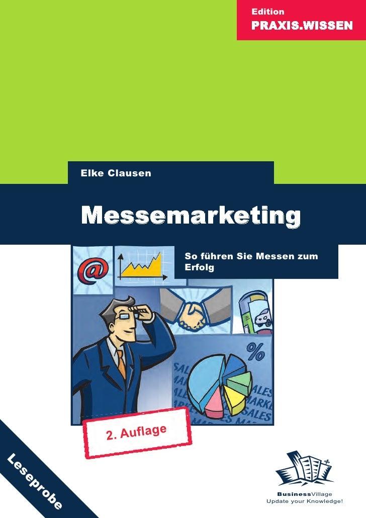 Edition                                          PRAXIS.WISSEN                Elke Clausen               Messemarketing   ...