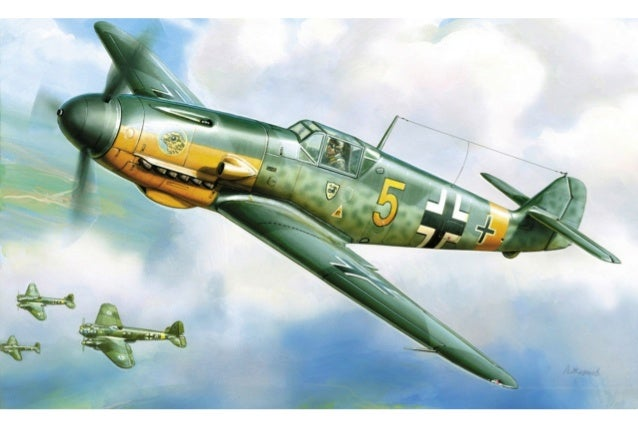 The Messerschmitt Bf 109 (also referred to as the Messerschmitt Me 109) was one of the world's great fighter planes and it...