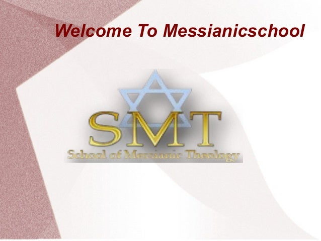 Restoring the Way - Messianic Bar & Bat Mitzvah Program...
