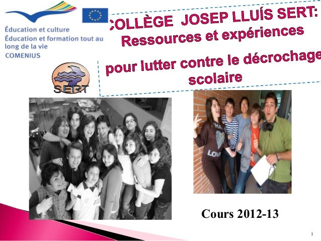 Cours 2012-13 1