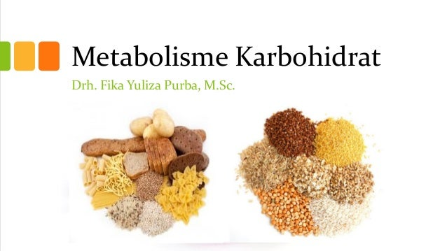 Makalah Lengkap Metabolisme Karbohidrat
