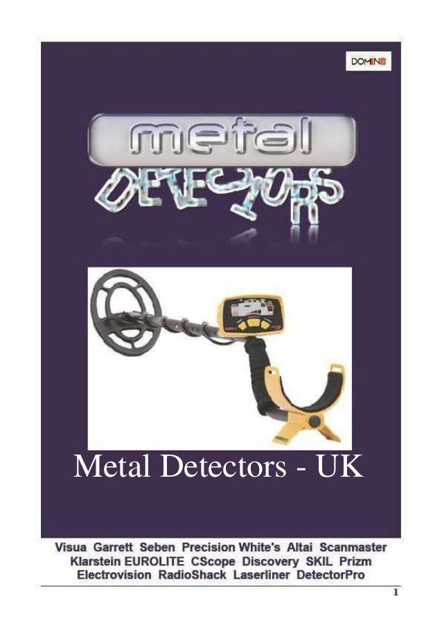 Metal Detectors - UK