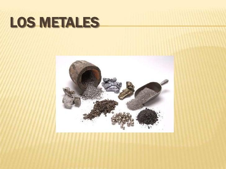 Los Metales<br />
