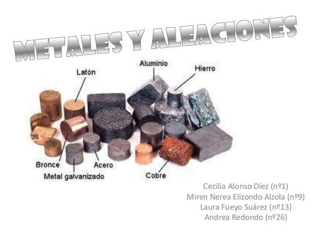 Metales y aleaciones64791