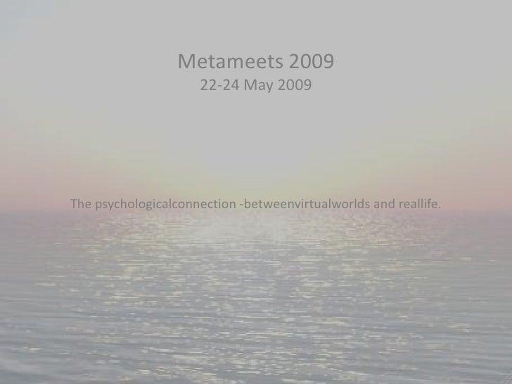 Metameets09 Rianne Gardien