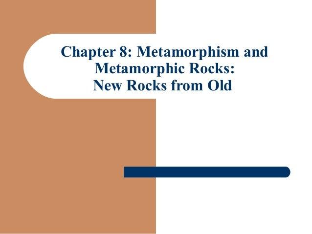 Metamorphic Rocks/EPCC/LM6