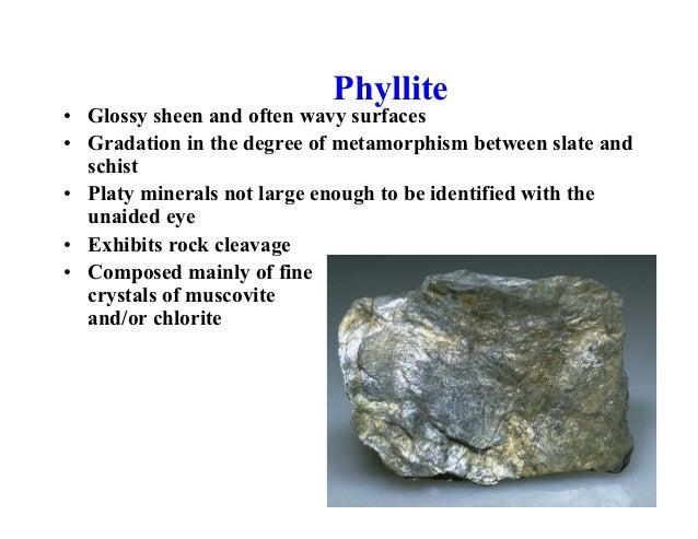 Metamorphism And Metamorphic Rocks Ppt