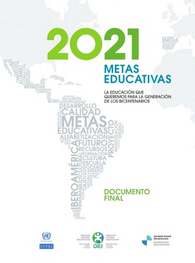 Metas educativas 2021 documento final