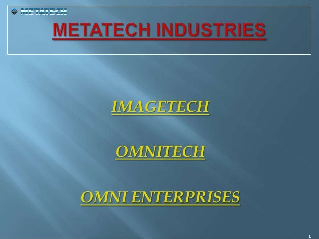 Metatech industries presentation (2)