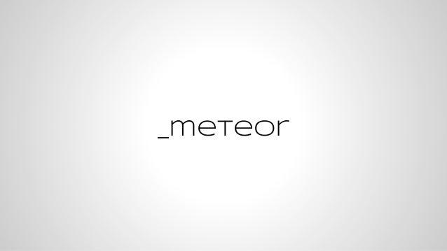 _meteor