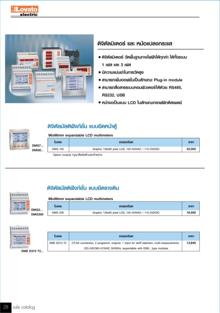 Metering instruments and_current_transformers