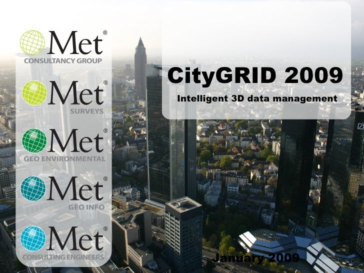 An introduction to CityGRID: without text
