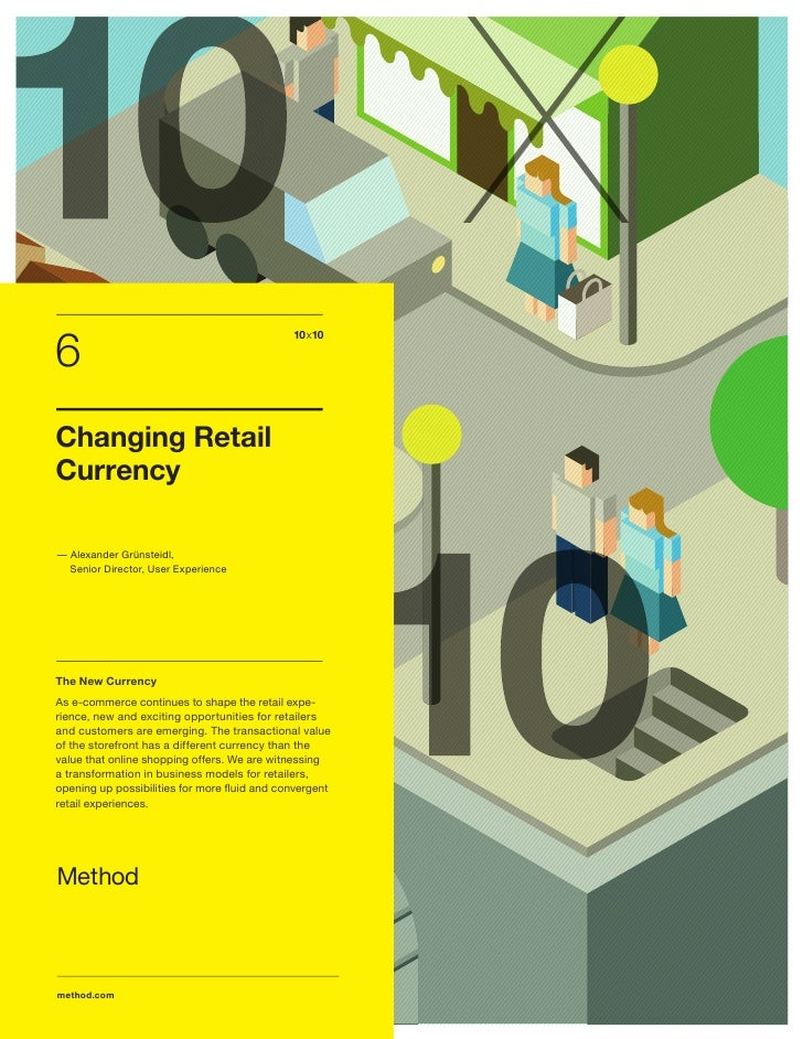 Changing Retail Currency