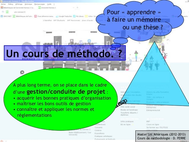 Methodo lesameriques 20122013