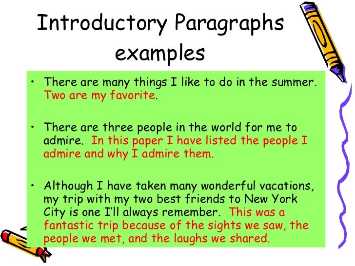 summer vacations essay