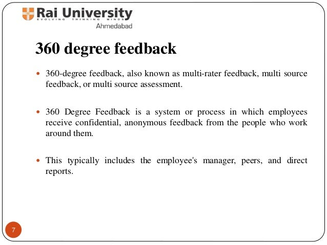 using 360 degree performance appraisals for improving Tackling poor performance strebler m ies  achieves this by increasing the understanding and improving the  whilst almost all organisations reported using 360-degree.