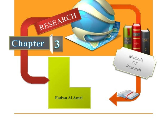 How to choose research Methods