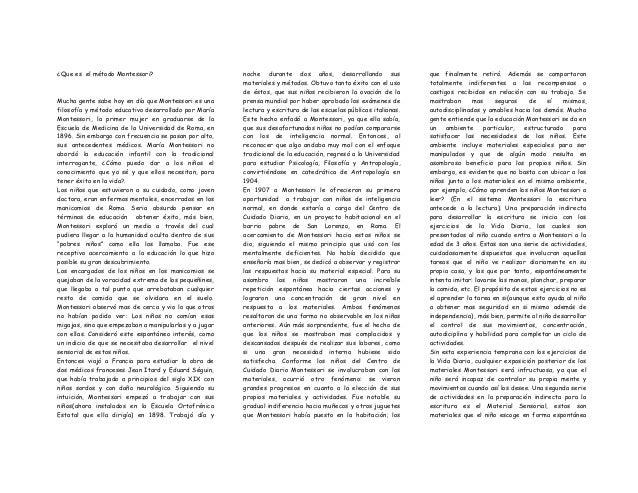 Metodo montessori. doc