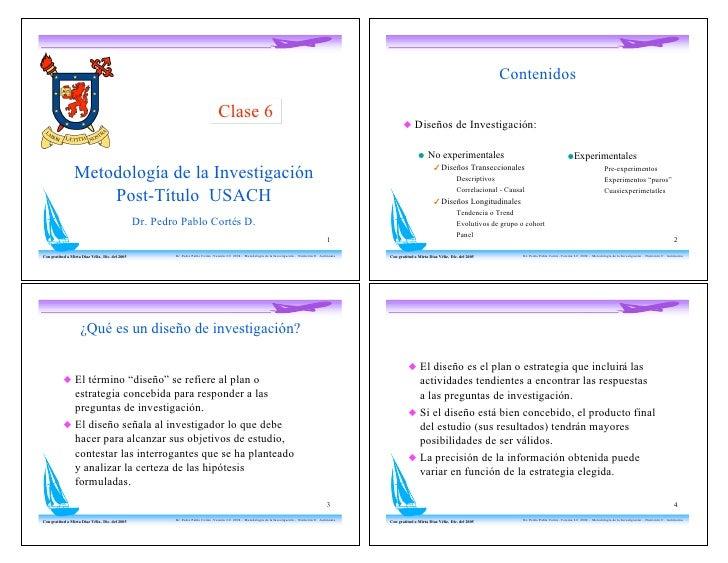 Contenidos                                                                                     Clase 6                    ...
