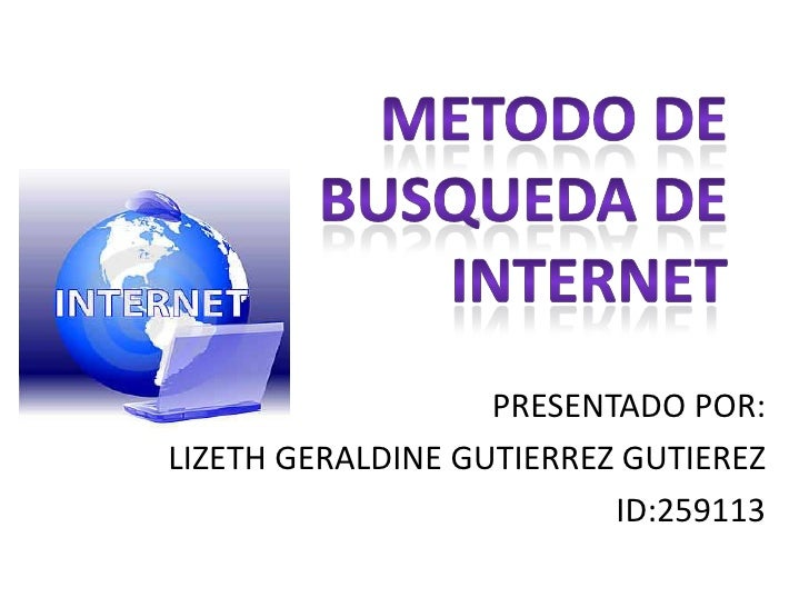 PRESENTADO POR:LIZETH GERALDINE GUTIERREZ GUTIEREZ                          ID:259113