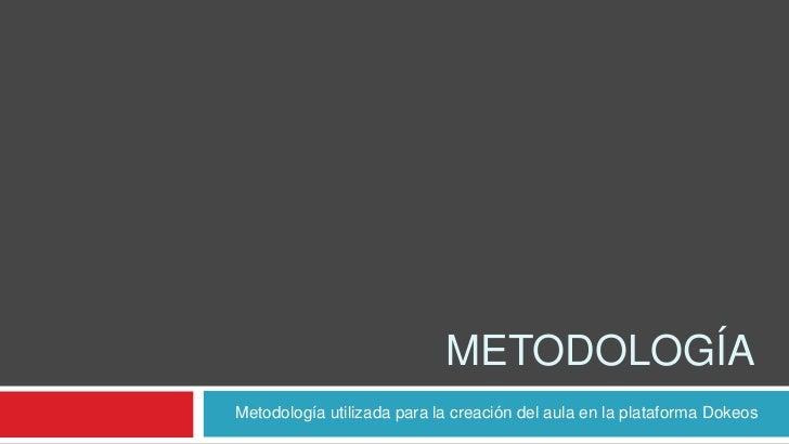 Metodología pacie-dokeos