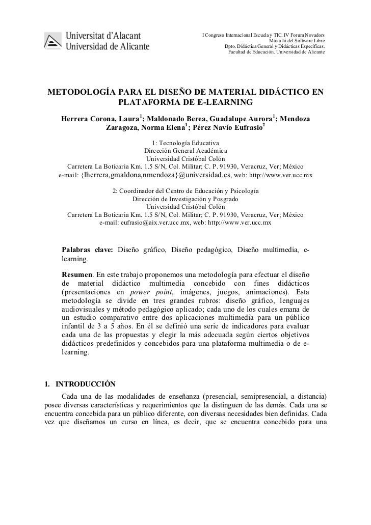 I Congreso Internacional Escuela y TIC. IV Forum Novadors                                                                 ...