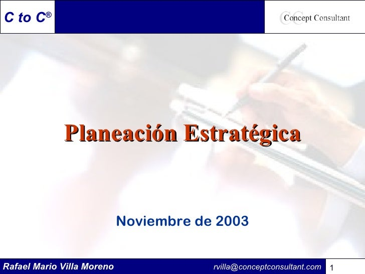 Metodologiaplaneacionestrategica 090223075708-phpapp01