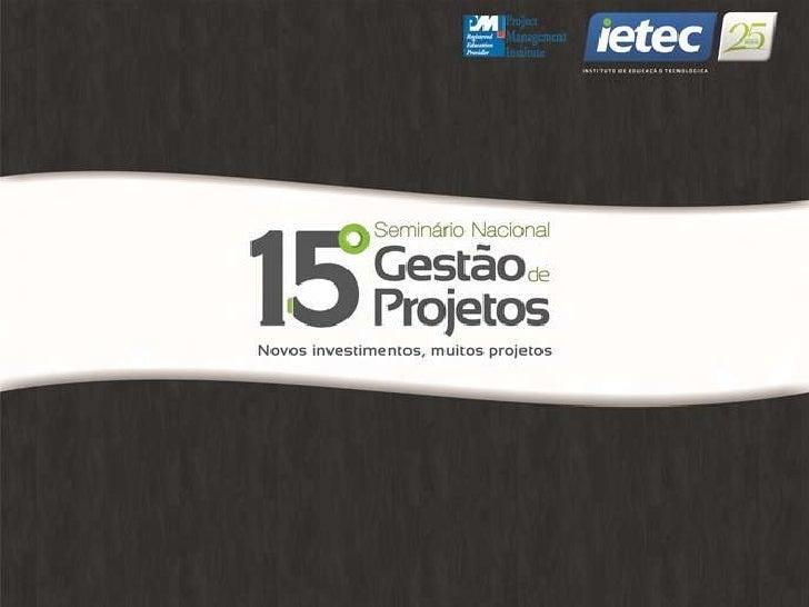 Metodologias Agile de   Gestão de Projetos               Leandro FariaPMP, PMI-ACP, CSM, ITIL, FCE, MCTS, MCPD, MCITP, MCT...