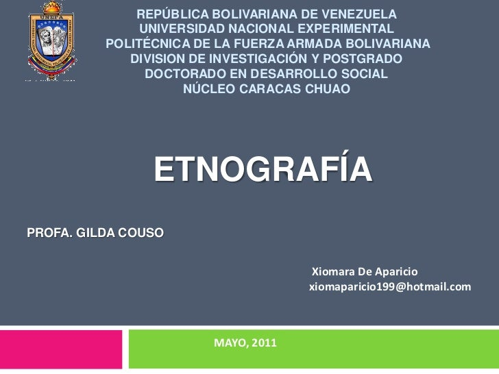 REPÚBLICA BOLIVARIANA DE VENEZUELAUNIVERSIDAD NACIONAL EXPERIMENTAL POLITÉCNICA DE LA FUERZA ARMADA BOLIVARIANADIVISION DE...