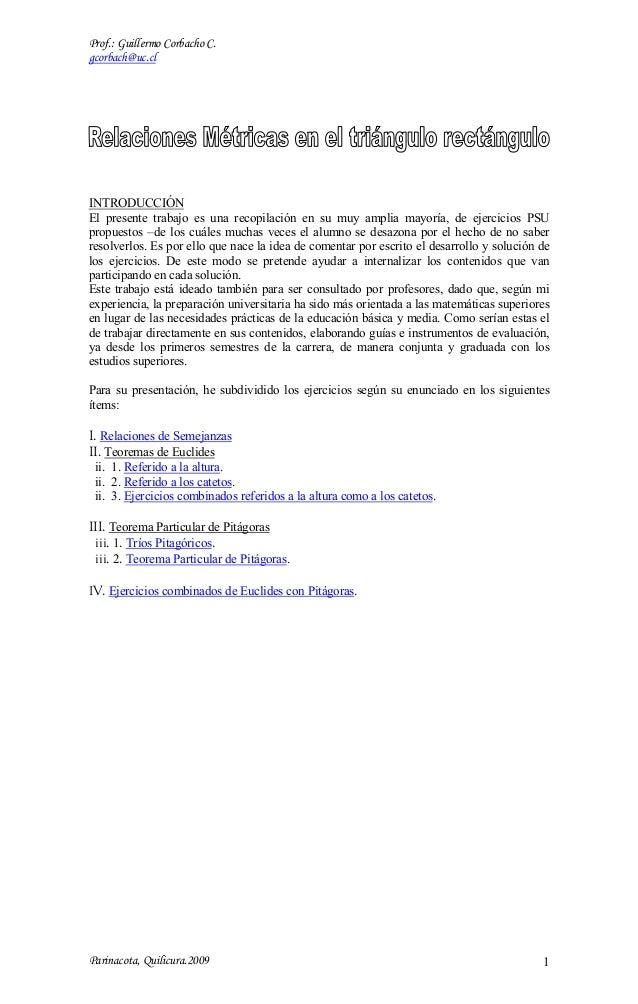 Prof.: Guillermo Corbacho C.gcorbach@uc.clINTRODUCCIÓNEl presente trabajo es una recopilación en su muy amplia mayoría, de...