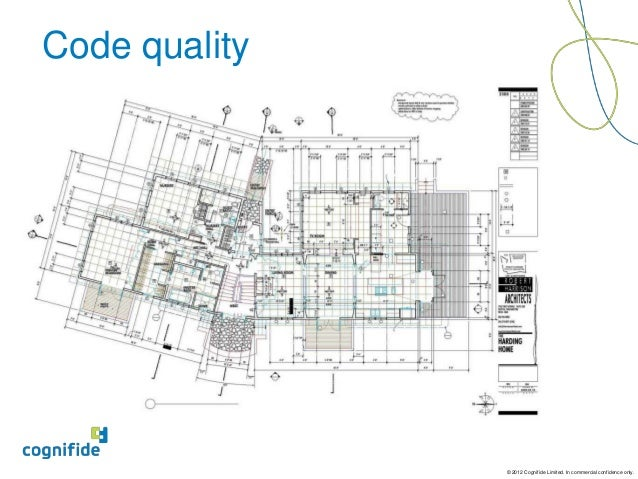Code quality  © 2012 Cognifide Limited. In commercial confidence only.