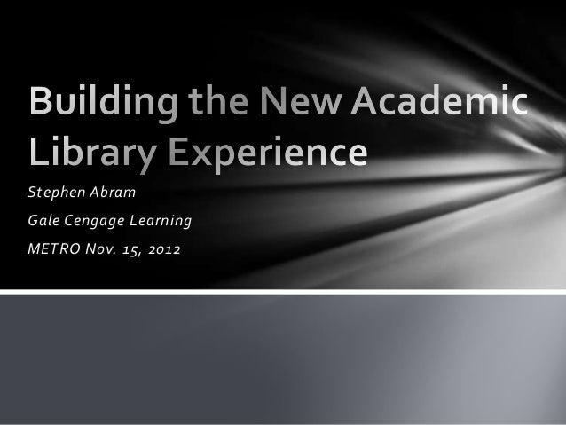 Metro academic