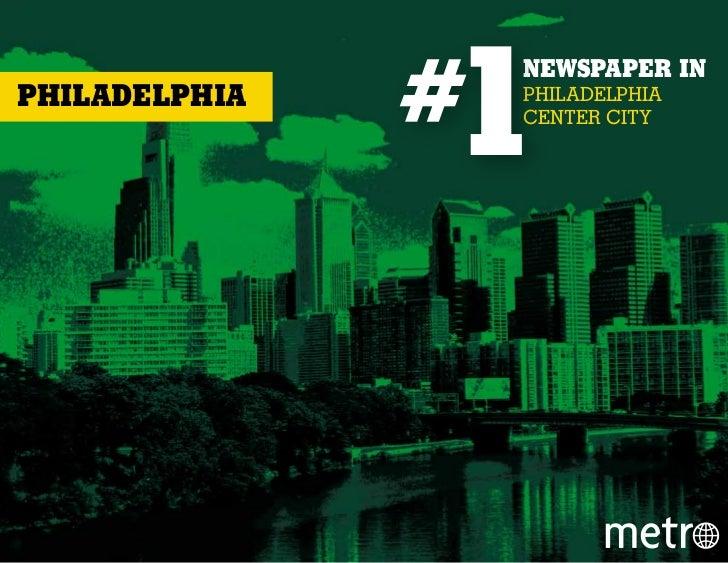 1               #                   NEWSPAPER INPHILADELPHIA       PHILADELPHIA                   CENTER CITY
