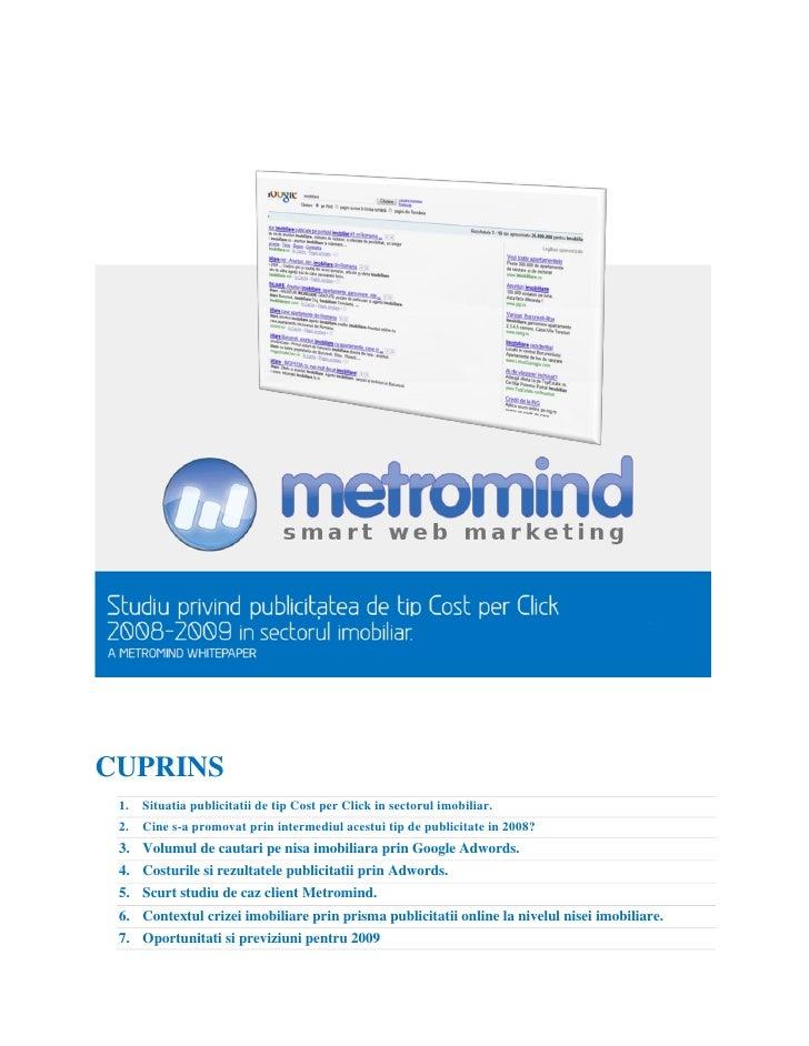 Metromind   Whitepaper Ggoogle Adwords