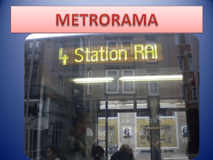 Metrorama