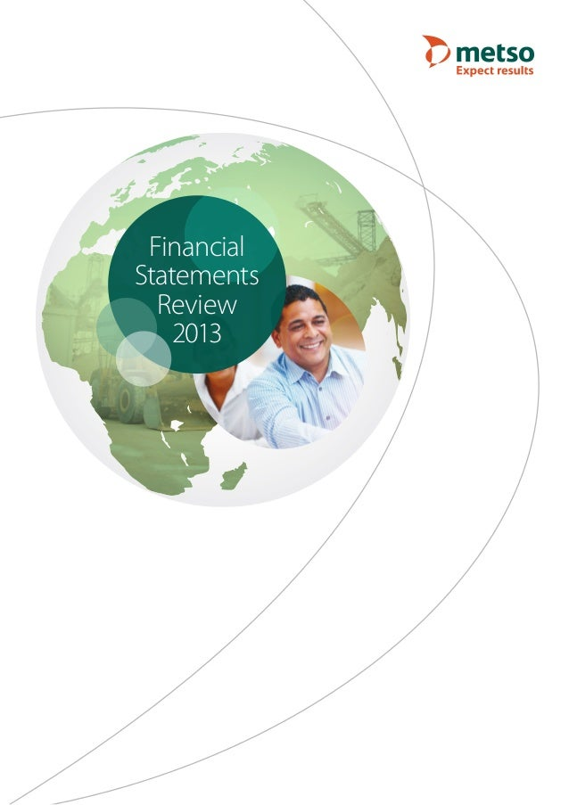 Financial Statements Review 2013
