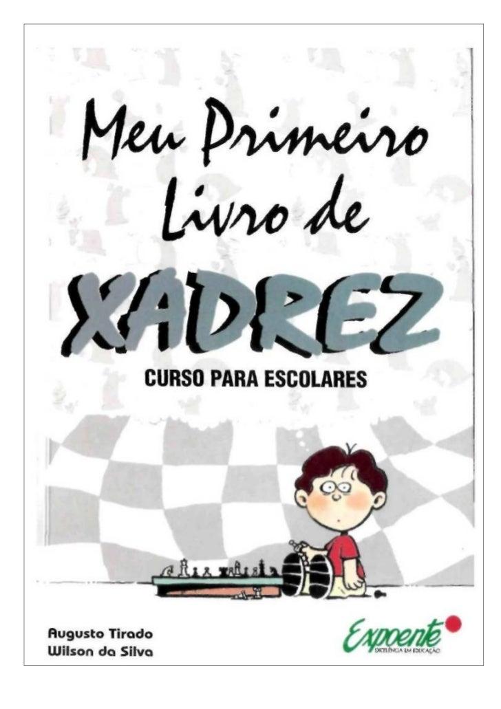 CONTRA-CAPA      Neste livro os autores reúnem sua experiência no ensino do Xadrez em escolas, bibliotecase cursos, utiliz...