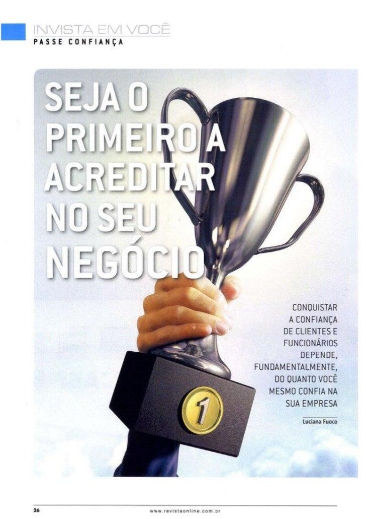 Seja o primeiro a acreditar no seu negócio - Entrevista com Rafael Kiso