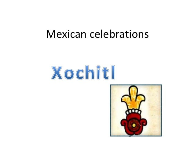 Mexican celebrations