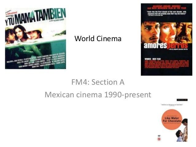 Mexican cinema lesson 1