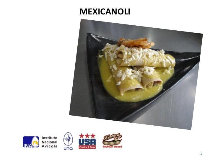Mexicanoli