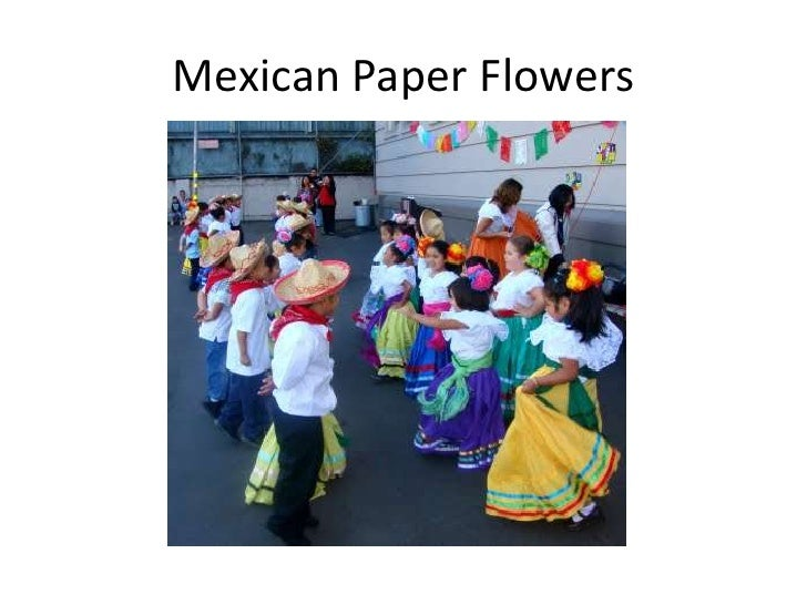 Mexican Paper Flowers