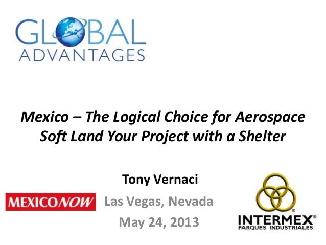Mexico's Aerospace Industry Conference, May 2013