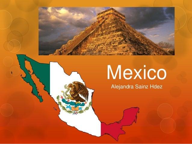 MexicoAlejandra Sainz Hdez