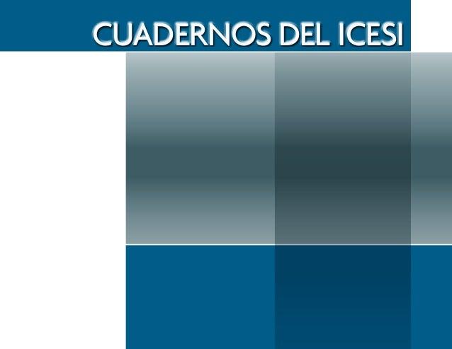 cuadernos del ICESI 8           Victimización,           incidencia y           Cifra negra           en México           ...