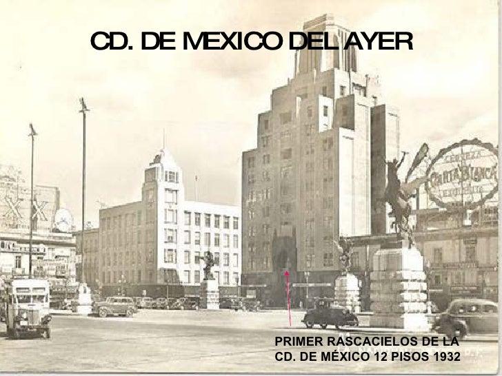 Mexico ayer y futuro/ MEXICO YESTERDAY AND FUTURE