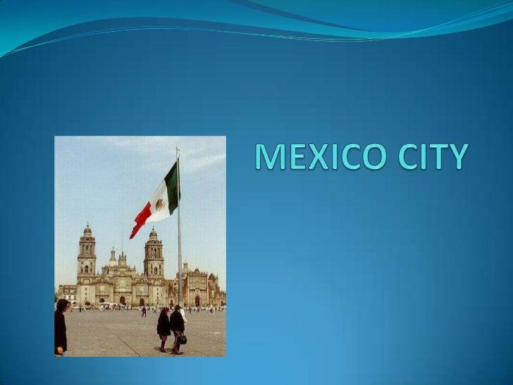 MEXICO CITY<br />