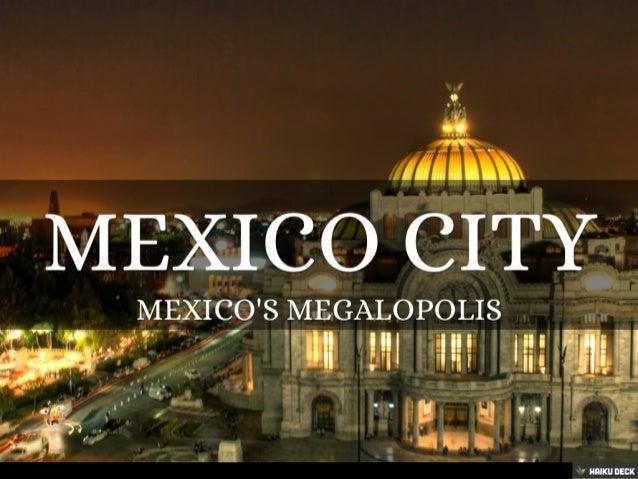 Mexico City's Top Ten