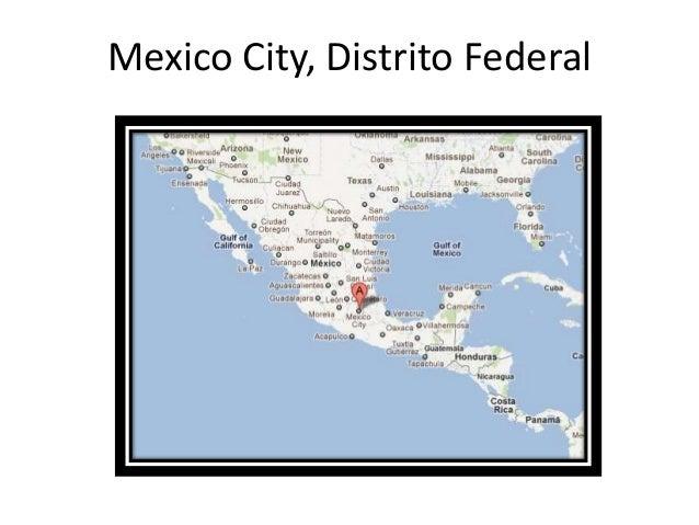 Mexico City, Distrito Federal
