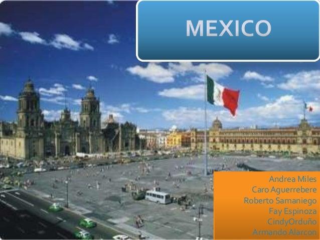Mexico pi